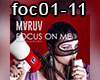 MARUV Focus on me RUS
