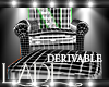 Rocking Chair Derivable
