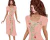 TF* Modest Peach Dress