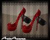 Gothic Bride Shoes