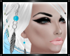 {D} Feather Earrings V2