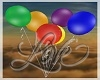 "JA"" Birthday Ballons"