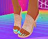 ! Blue Steel Toes