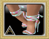 (AL)Summer Shoe Lt Blue