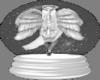 Angel In Globe