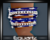 4th July Bracelet  (L)