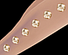 Leg Gold Diamond {R}