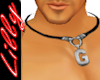 Leather Necklace G