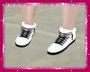 White Tennis Shoes F