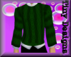 *T Mens Sweater Green