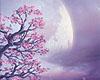 !N ROSE Pink moon