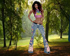 Easter Jeans RLL