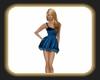 Caz Blue dress