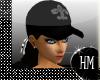 Fleur de Lis Hat w/ Hair