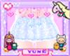 ♡kawaii blu skirt♡