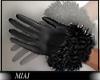 !M! Nicola Fur Gloves