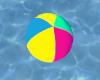 Anim 5P Beach Ball Toss