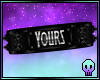Chrome Yours Collar F
