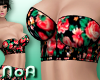 *NoA*Flower Mini Corset3
