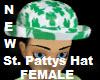 St.Pattys Day HAT female