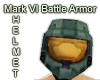 Mark VI Battle Helmet