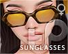 TP Sunglasses - Honey