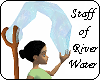 Staff of River Water