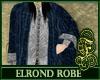 Elrond Robe Blue