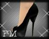 {fm} pumps black
