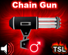Animated Chain Gun