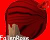 Red Base Hair