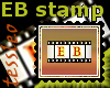 EB support stamp
