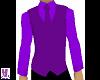 Purple Shirt Vest [M]
