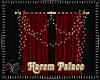 🎨 Harem Curtain