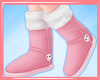 【Pink Polar Uggs】