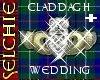 !!S Claddagh Dainty LR +