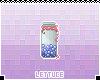Jar of Blueberries Badge