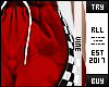 ♔ Red Racer Sweat RLL