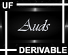 UF Derivable Auds Sign