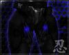 忍 Ninja Cyborg Legs B