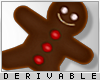 0 | Gingerbread RtHand M