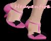 ^HF^Pink N Black Vintage