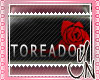 Toreador Stamp