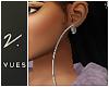 v. Oversized Earring