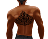 Tribal Wolf 2 Muscle Top