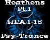 Heathens Pt.1 -PsyTrance