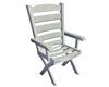 Patio Chair White