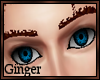 Ginger Eyebrows