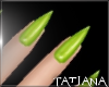 lTl Toxic Nails