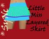 *SyNc* Little Miss Cyan